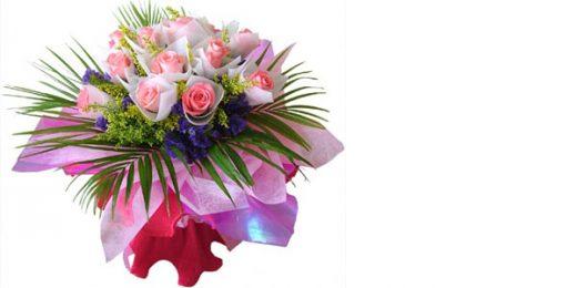 Bunga Bouquet Diskon 20%