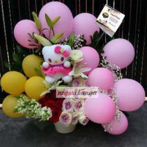 toko bunga jakarta balon